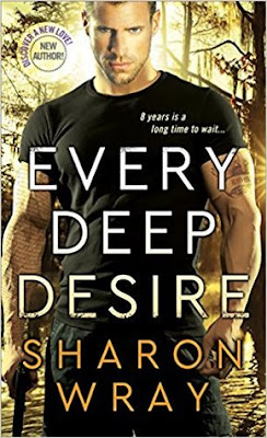 Bea's Book Nook, Review, Every Deep Desire, Sharon Wray