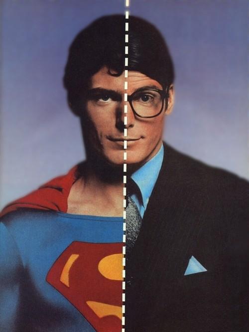 Superman (Kal-El) - Clark Kent Arasındaki Farklar - WEBKENTi