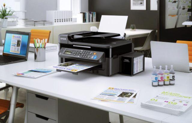 Cara Mudah Reset Level Tinta Printer Epson L565 - BEDAH PRINTER
