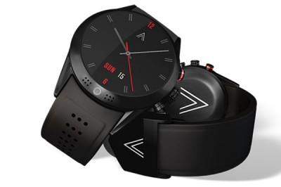 Arrow, Jam Pintar dengan Kamera Putar 360 derajat plus HR monitor