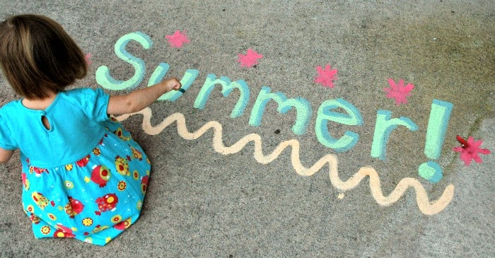 Summer Theme Homeschool Preschool