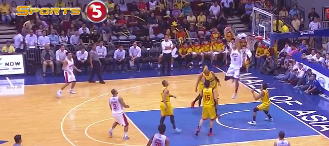 Top 5 Plays from Game 7 of Ginebra vs. Star (VIDEO)