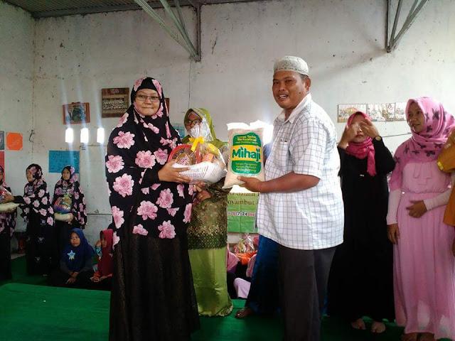 Tarhib Ramadhan Cahaya Foundation dan Majlis Taklim Aisyah Di Tarumajaya