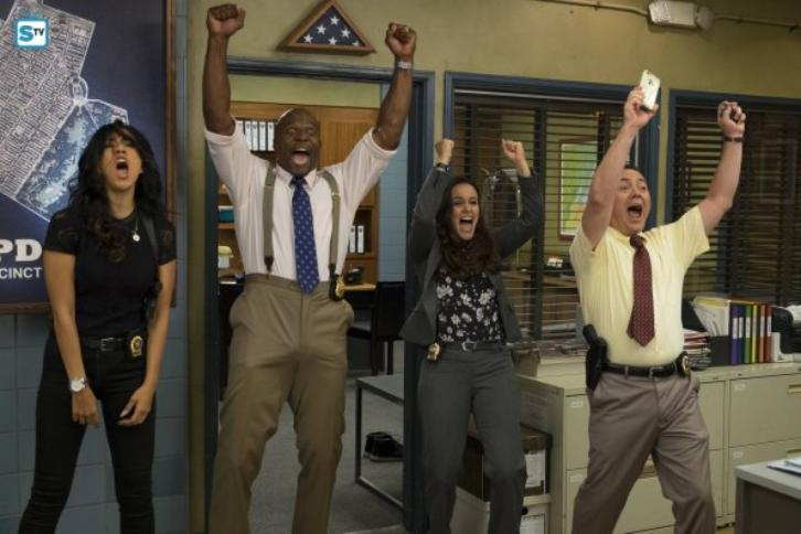 "Brooklyn Nine-Nine - Skyfire Cycle - Review: ""Kevin Returns to BONE Captain Dad"""