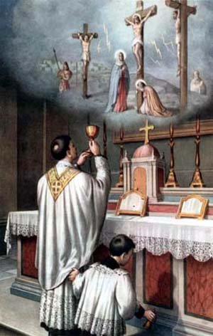 Symbolism of the Mass