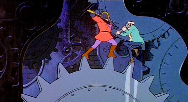 Image result for the castle of cagliostro clocktower