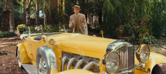 Gatsby Car: Fanda Classiclit: The Accident That Changed Everything