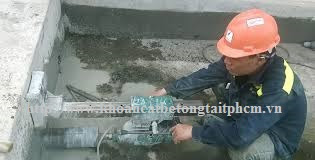 Khoan cắt bê tông tại huyện Định Quán