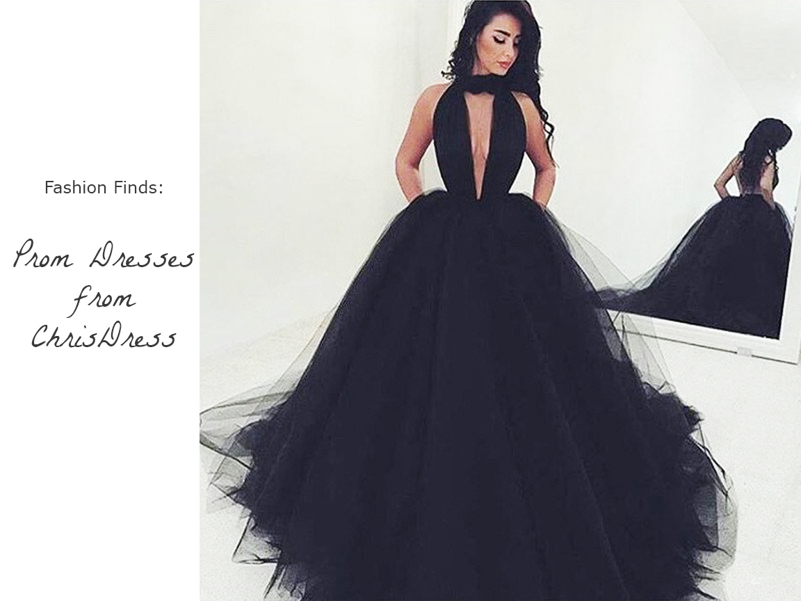Fashion Finds: Prom Dresses from ChrisDress | Raellarina ...