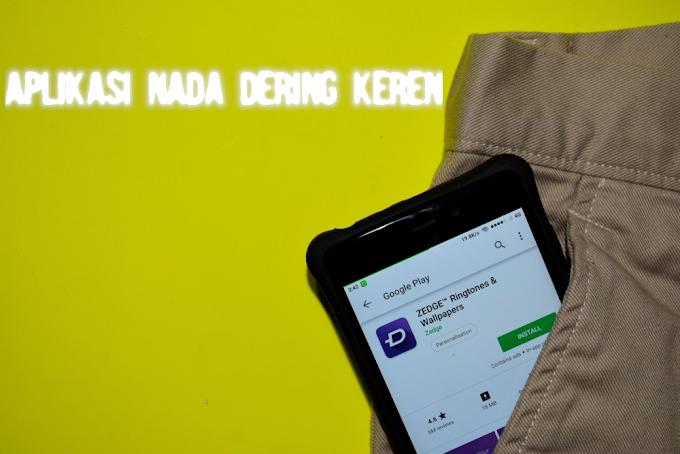 3 Aplikasi Nada Dering Keren yang Wajib Kamu Coba di Smartphone