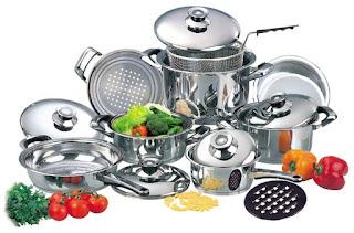 Tips Merawat Peralatan Masak Di Rumah
