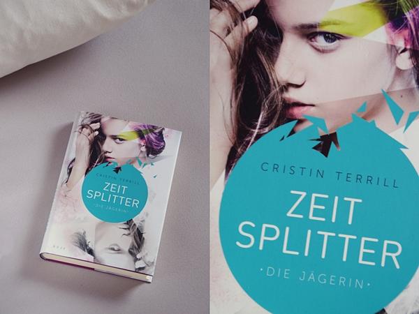 Zeitsplitter - Die Jägerin von Cristin Terrill | Tasteboykott