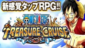 Download Game ONE PIECE for Android MOD APK TREASURE CRUISE 2.3.0