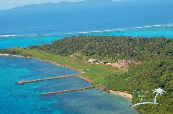 Escape To Paradise Luxury Island For Sale Katafanga