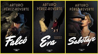 """""""Falcó"""", """"Eva"""", """"Sabotaje"""", Arturo Pérez Reverte, agentes secretos en la España de Franco"""