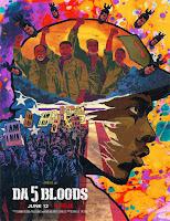 pelicula 5 sangres (2020)