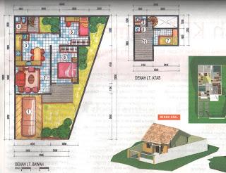 Modern House Floor Plans Design
