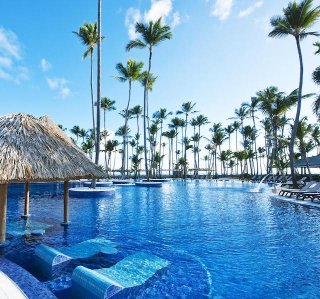 Доминиканская Республика Пунта-Кана Отель BARCELO BAVARO PALACE DELUXE 5*