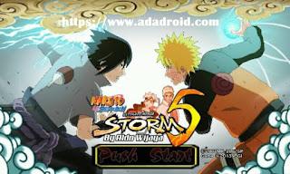 Naruto Senki Storm 5 v1.15 Mod by Aldo Wijaya Apk