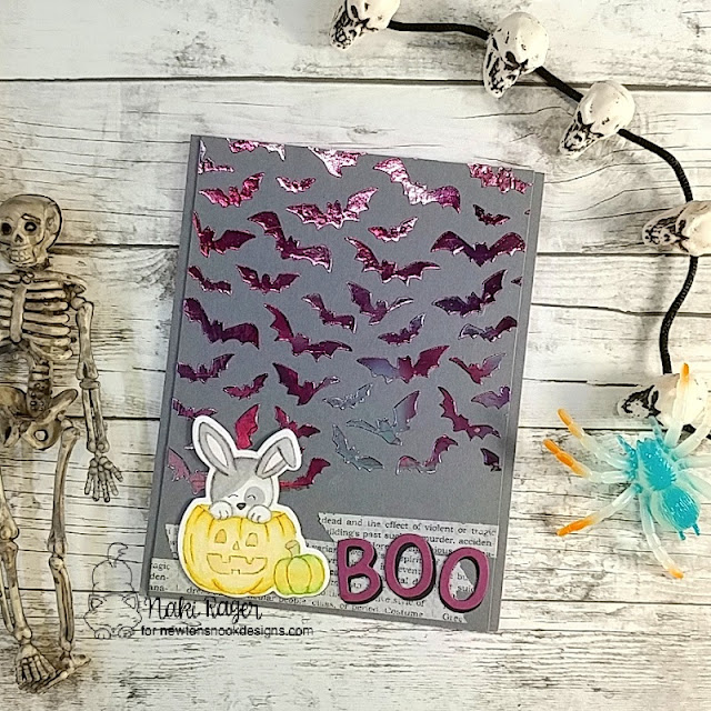 Newton's Nook Designs Hoppy Halloween Set - Naki Rager