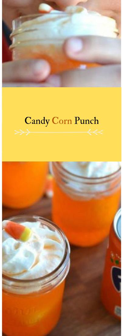 Treat CORN PUNCH #orange