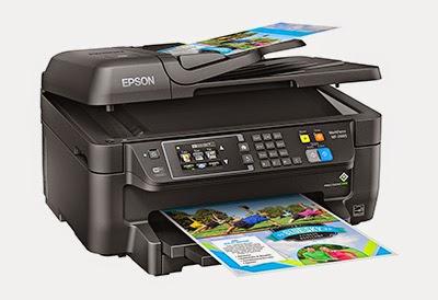 Epson Wf 3620 Printer Driver Download