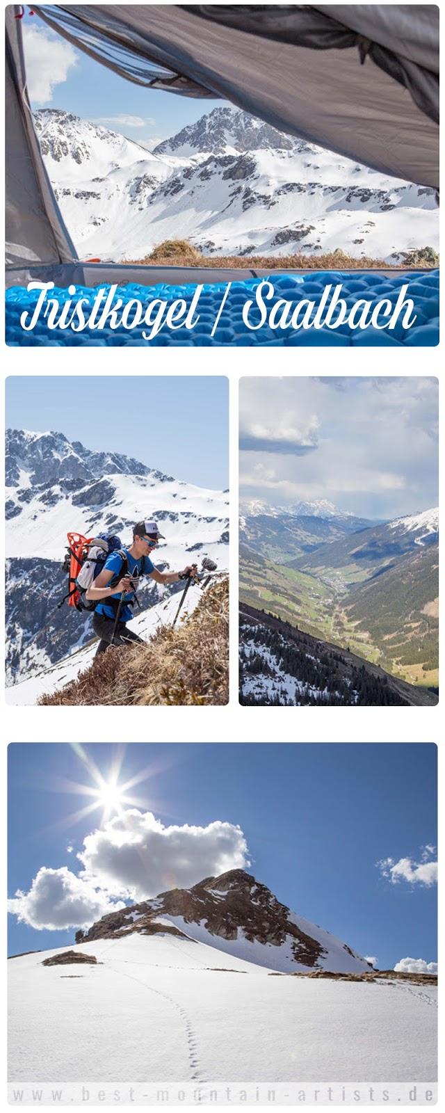 Wanderung Saalbach-Hinterglemm Tristkogel Salzburgerland
