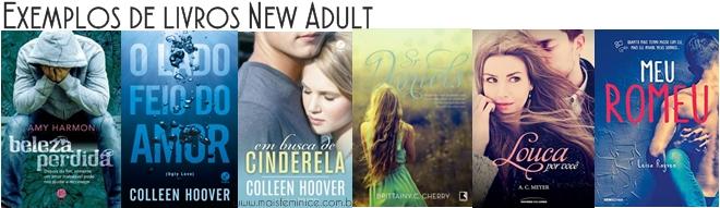 Livros de New Adult