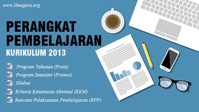 Download Rpp Silabus Prota Promes Dan Kkm Seni Budaya Smp K13 Revisi