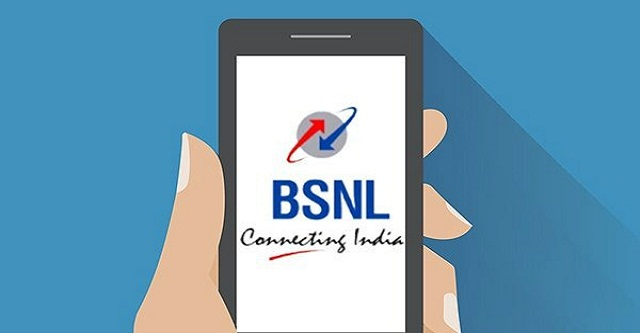 BSNL revised a postpaid plan of 525 and 725 rupees, giving up to 50GB of data