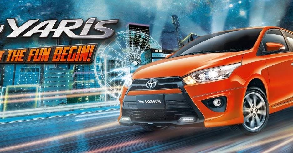 Kelebihan Dan Spesifikasi Toyota Yaris 2014 Terbaru