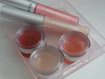 Red Earth lip glosses