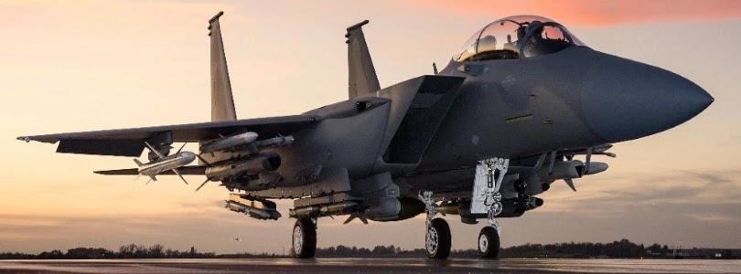 Розроблений для Катару  F-15QA здійснив перший політ