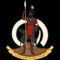Logo Gambar Lambang Simbol Negara Vanuatu PNG JPG ukuran 200 px