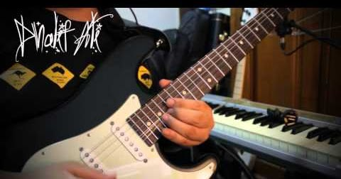 Hybrid picking for guitar by gustavo assis-brasil