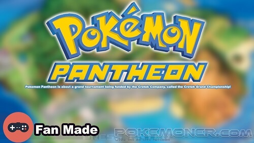Pokemon Pantheon