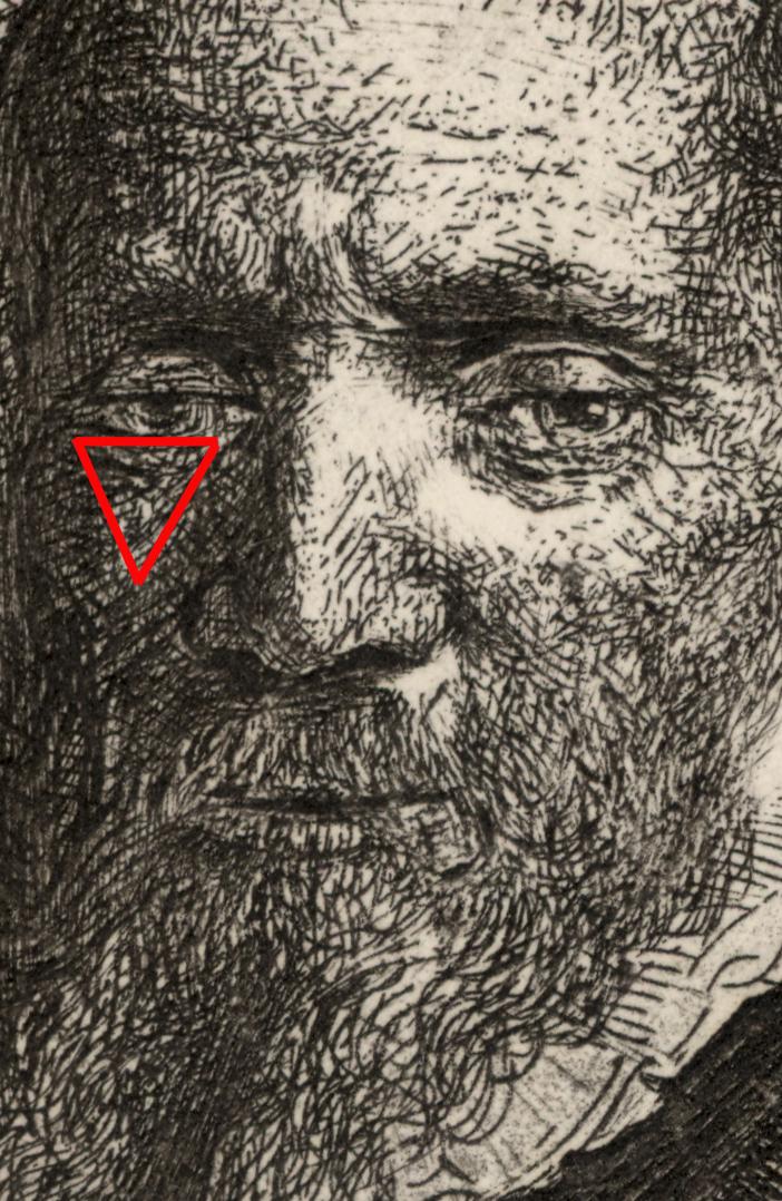 Prints and Principles: Triangles of Light: Rembrandt & Berchem