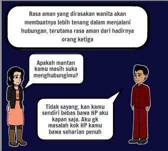 kebutuhan logika wanita keamanan
