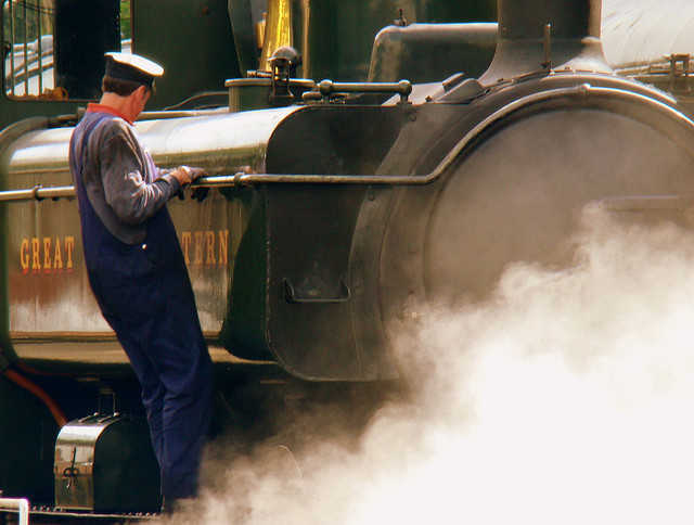 Cornwall Steam Railway