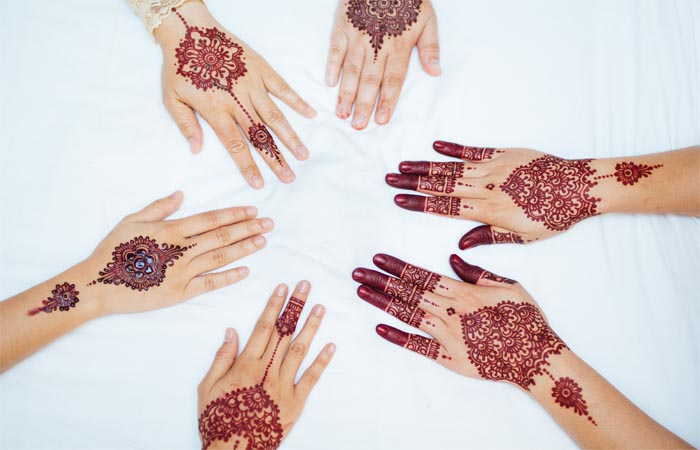 Hands Mehndi Designs