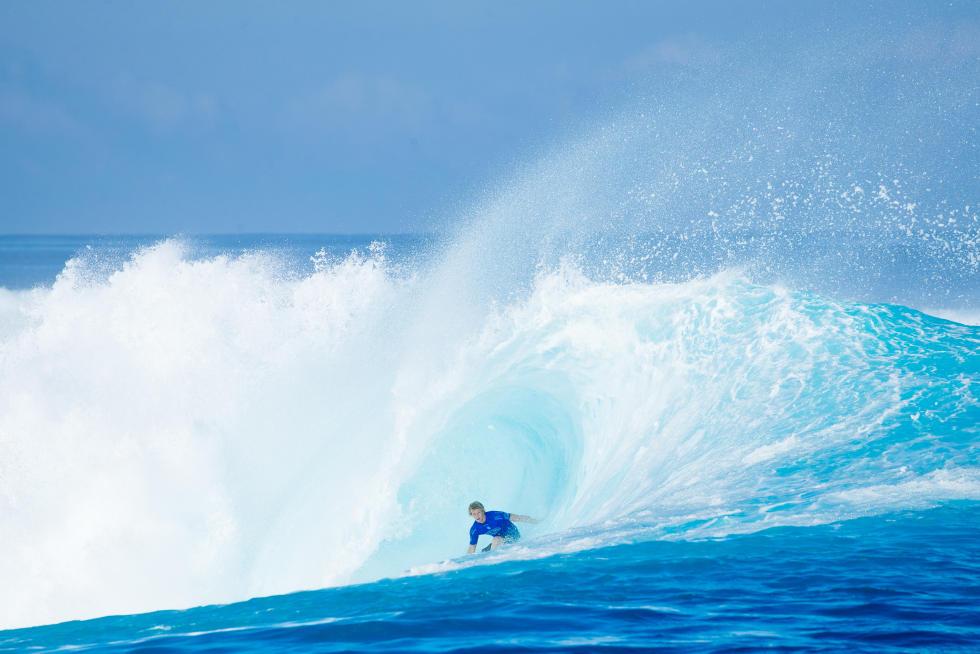 1 John John Florence Fiji Pro Foto WSL Ed Sloane
