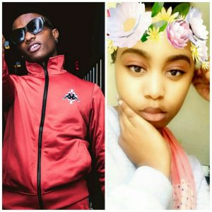 """""""I Will Break Your Heart"""" – Wizkid Warns This Pretty Girl Who Is Crushing On Him"""
