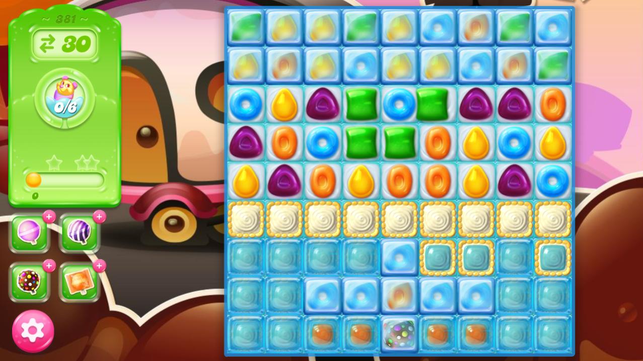 Candy Crush Jelly Saga 381