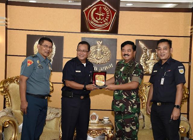 PT KAI Lakukan Kunjungan Ke Mabes TNI