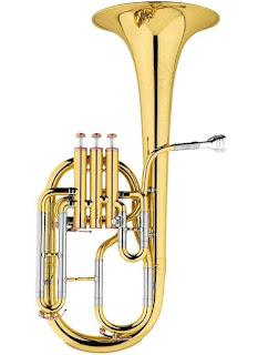Alat Musik Tiup Trompet Tenor