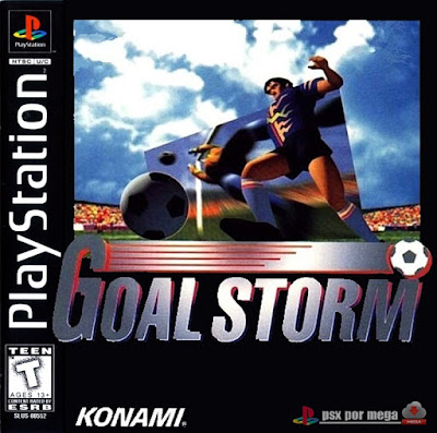 descargar goal storm psx mega