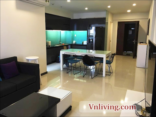 Kitchen rooms very good design make highlight of apartment in Tropic Garden