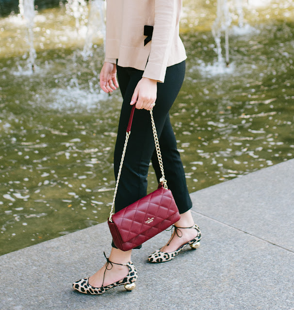 kate spade emerson place serena bag and olana shoes