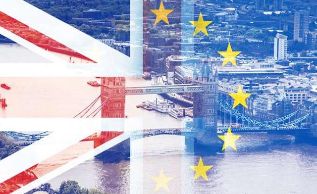 """""""Ασύντακτο"""" Brexit θα πλήξει περισσότερο τη βορειοδυτική Ευρώπη"""