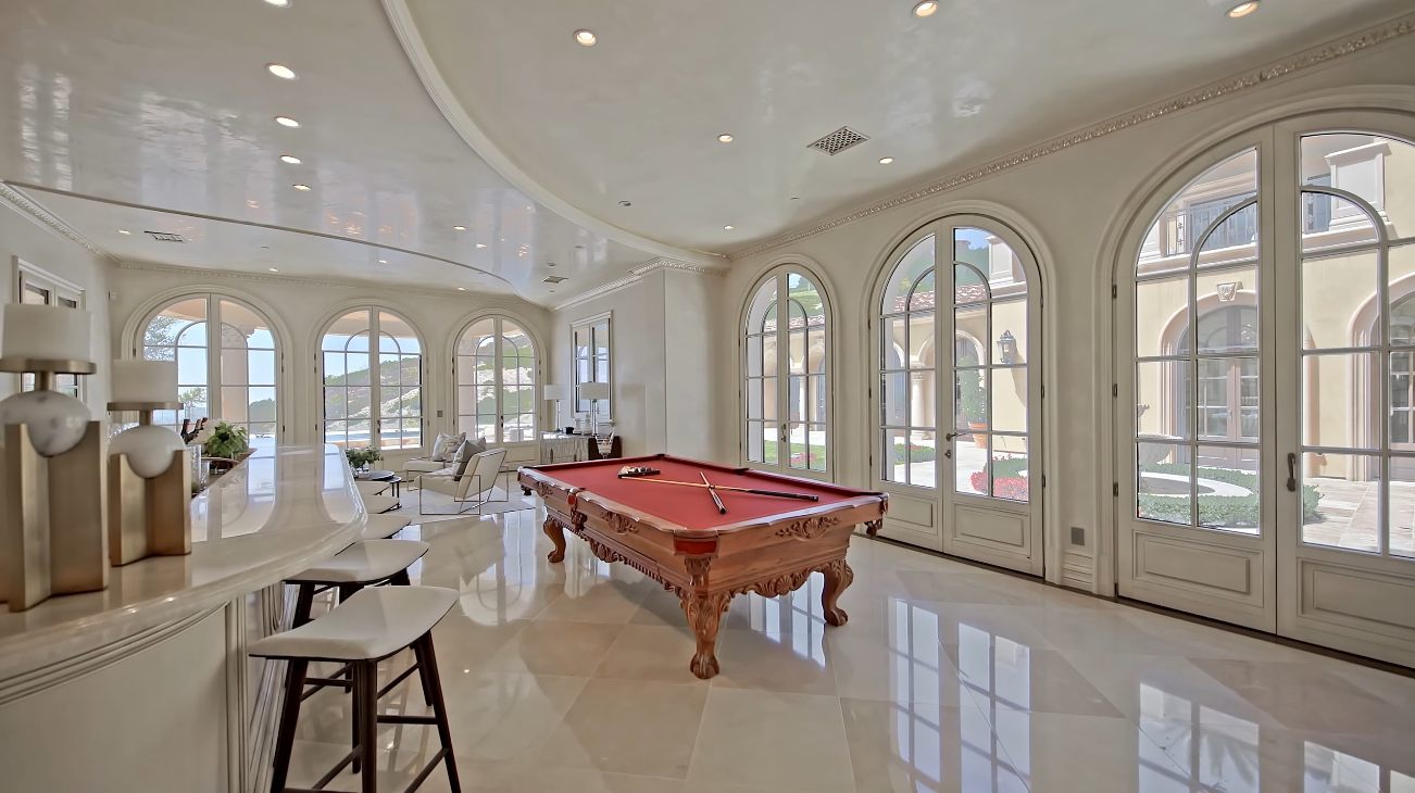 Luxury Mansion Interior Design Tour vs. 5 Avalon Vista, Pelican Crest, Newport Coast, CA